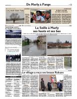 Le village a reçu ses beaux Rubans – Républicain Lorrain – 26 janvier 2018